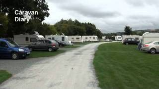 September Travels - 3, Hereford campsite