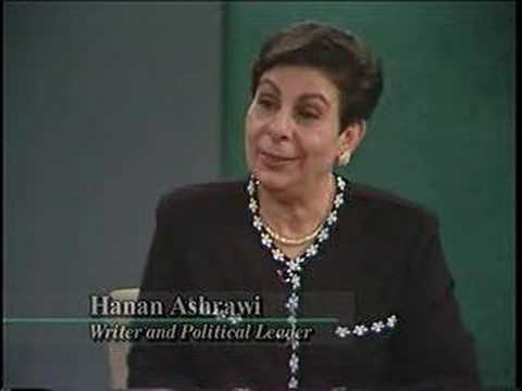 Conversations with History: Palestinian Voice Hanan Ashrawi