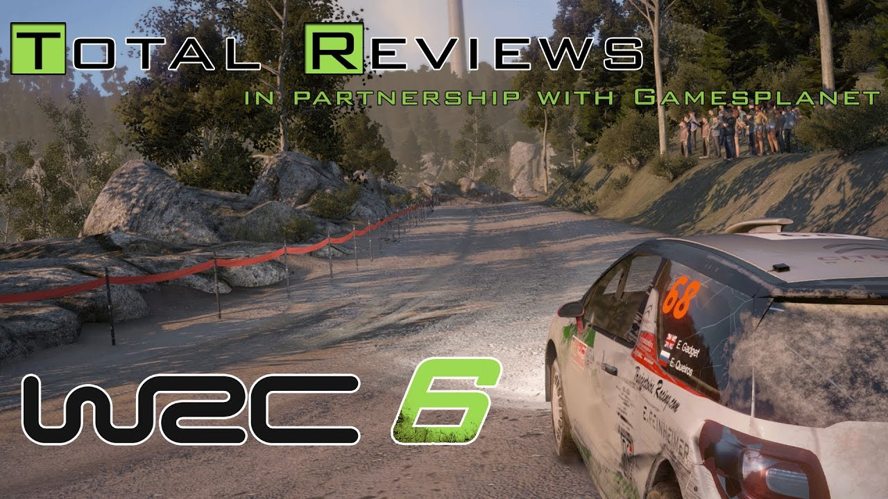 wrc 6 pc ps4 xbox total reviews youtube. Black Bedroom Furniture Sets. Home Design Ideas