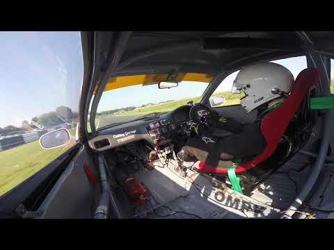 Combe Countdown Race Two - Car Guy Diaries Honda Civic EK9 B18c Race Car Castle Combe