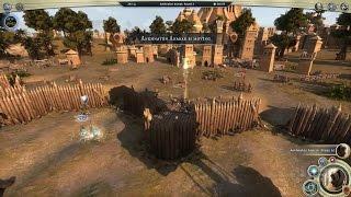Age of Wonders III: Eternal Lords - Tigran Sorcerer Gameplay