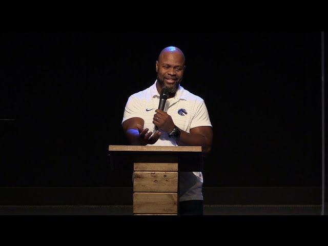 James 3:1-18 -- Strengthening Others Through Grace and Humility (10/21/2018)
