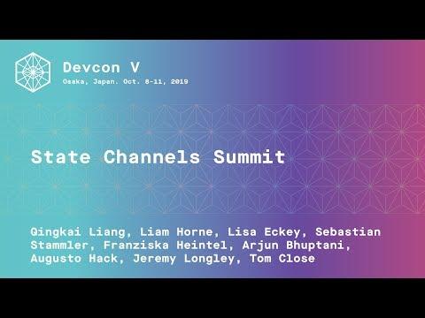 State Channels Summit (Devcon5)