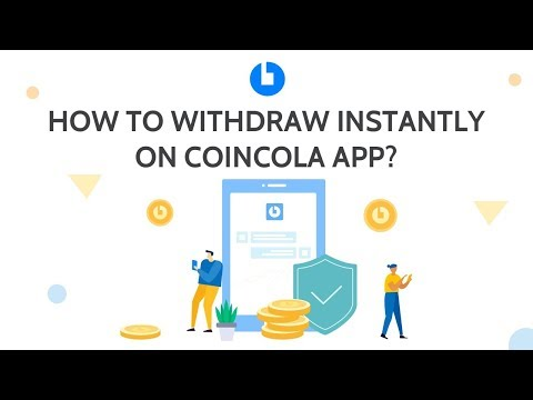 How To Withdraw Bitcoin Instantly From CoinCola? | CoinCola OTC