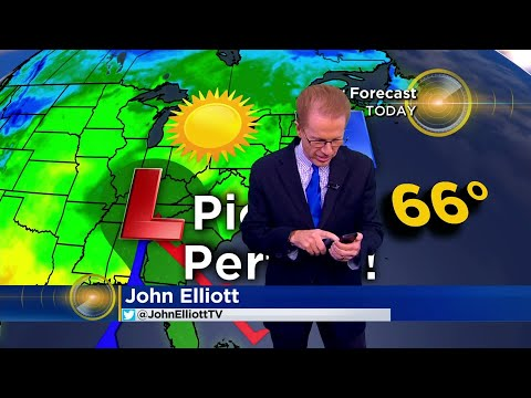 CBS2 Weather Update: April 23 at 1 p.m.