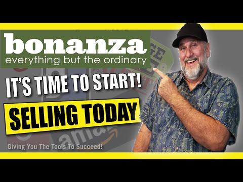 LISTING ON BONANZA IT MAYBE THE RIGHT TIME TO START