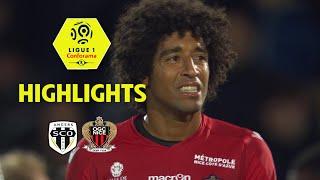 Angers sco - ogc nice ( 1-1 ) - highlights - (sco - ogcn) / 2017-18