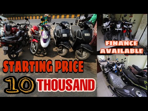 मात्र ₹ 10,000 से बाइक शुरू | Second Hand Bike Market In Navi Mumbai | Used Bikes In Navi Mumbai |
