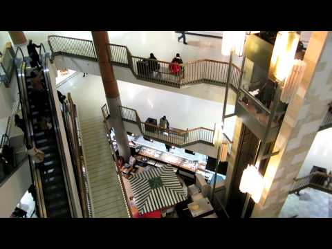 Downtown Ottawa Rideau Centre Mall
