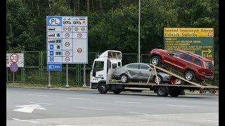 Oględziny samochodu sprowadzonego możliwość jazdy testowej przed zakupem