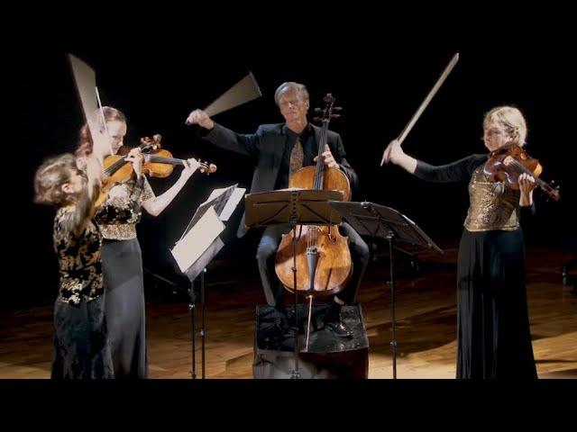 Debussy - String Quartet in G minor - i.  Animé et très décidé (Mvt 1/4)