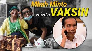 Download lagu Mbah Minto Minta di Vaksin Seperti Pak Jokowi - DAGELAN JOWO Eps. 95 - Ucup Klaten