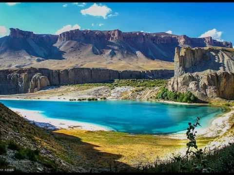Band-e Amir National Park is  located in the Bamyan Province, Afghanistan