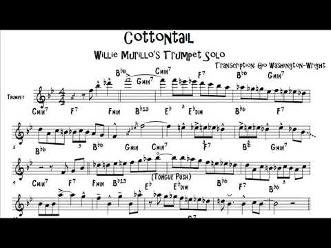 Willie Murillo's trumpet solo on