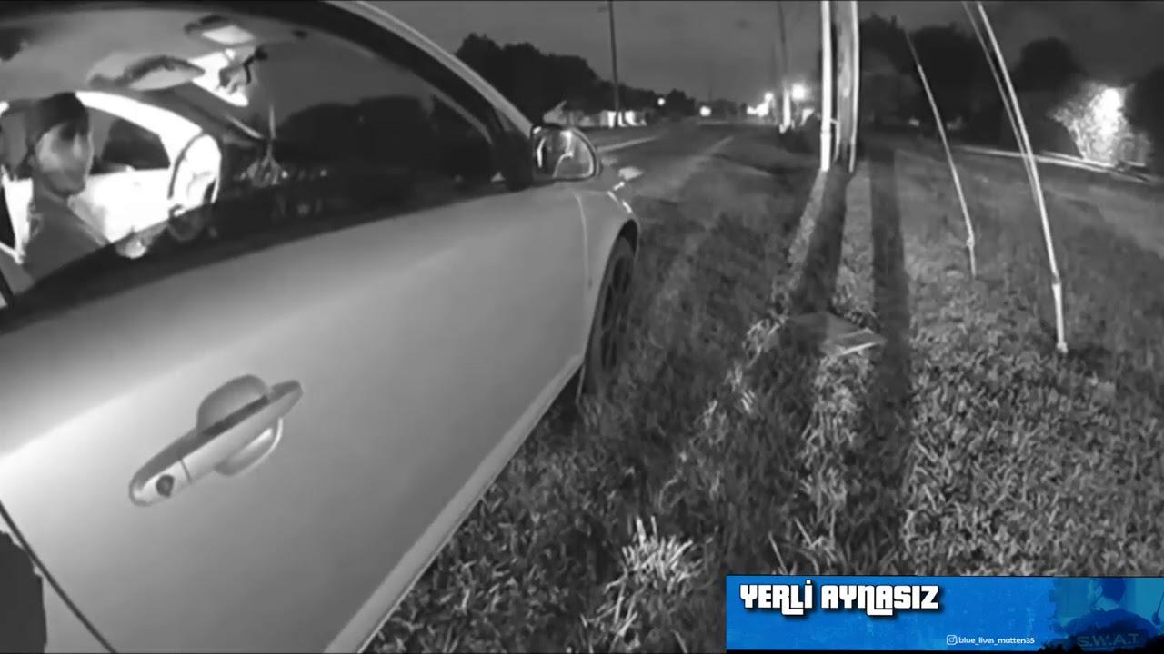 Suçlunun Amerikada 2 Polisi Vurduğu An ( Oklahoma Tulsa) Türkçe Altyazılı