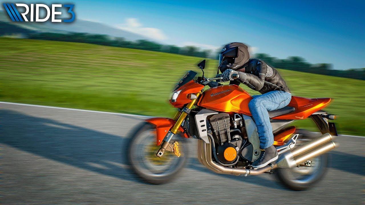 2010 Kawasaki Z1000 for sale - YouTube