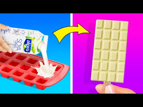 32 UNEXPECTED FOOD HACKS YOU'LL WANT TO TRY