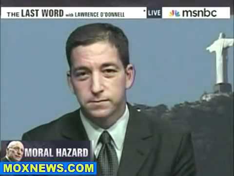 Glen Greenwald tears apart Dick Cheney!