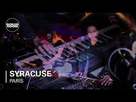 Syracuse Boiler Room Paris Live Set