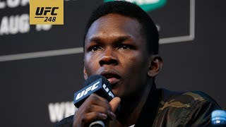 UFC 248: Adesanya vs Romero Press Conference