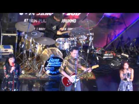 [HD] BARASUARA - Samara - Live at YOUTH VIBE Amplaz, 13 Jan 2017 [FANCAM]