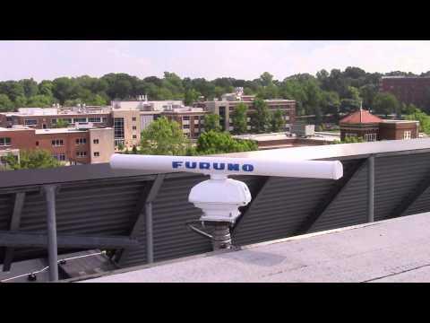 Mumma Radar Lab - Outdoor X-Band Marine Radar