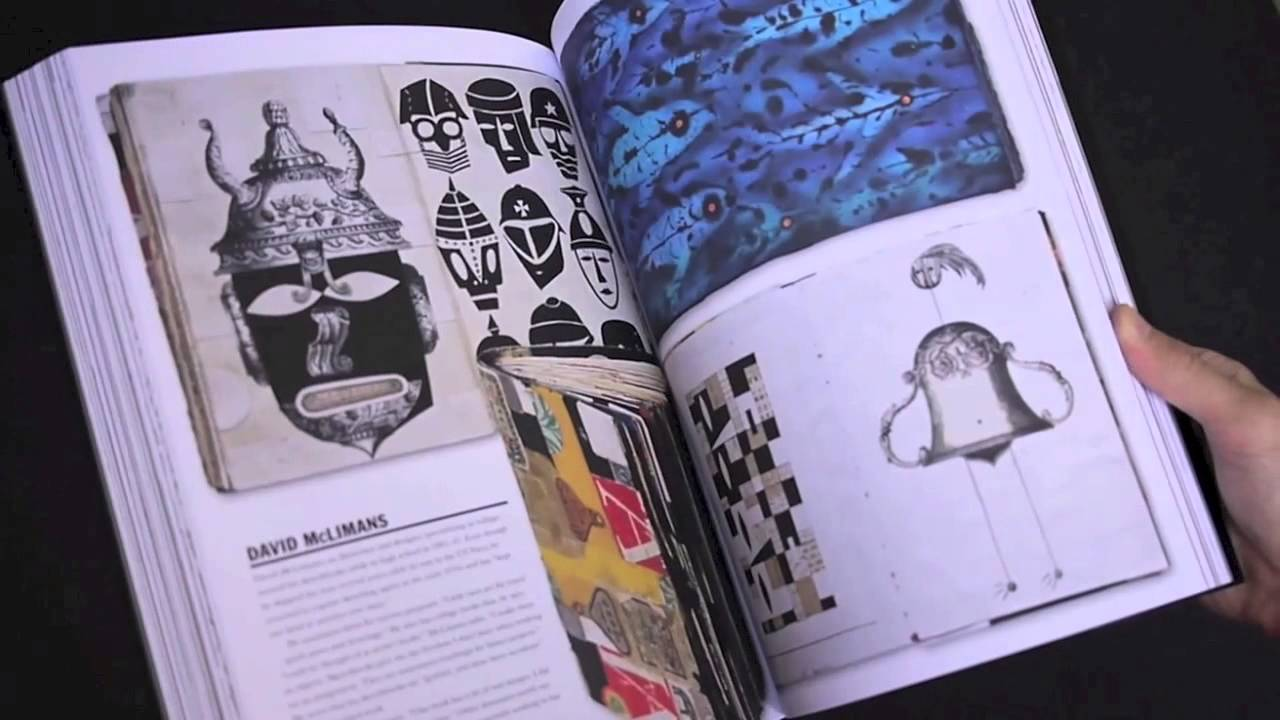 graphic inside the sketchbooks of the worlds great