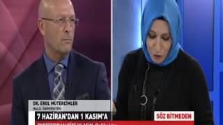 Söz Bitmeden - Erol Mütercimler - 12 Kasım 2015