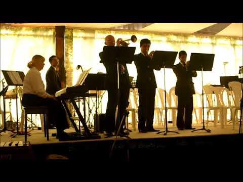2013 McG staff trumpet trio boogie woogie bugle boy