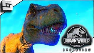 jurassic world evolution this is not ark e18