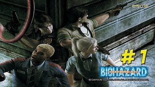 PS2: Resident Evil: Outbreak! Part 1 - YoVideogames