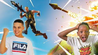 DUOS with SUPER SIAH!!! | Fortnite Battle Royale