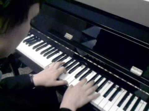 mr piano man M.B.J