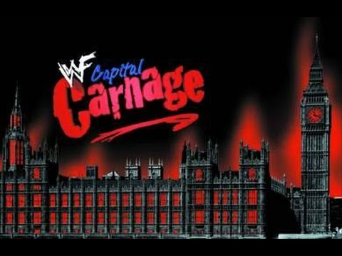 1998 WAS IT GREAT EPISODE 24 - WWF CAPITAL CARNAGE 1998 REVIEW | MARC PEARSON