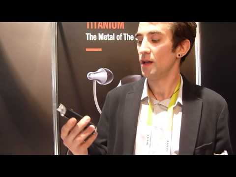 CES 2015 Echobox Explorer X1 PMP and Finder X1 In Ear Phones