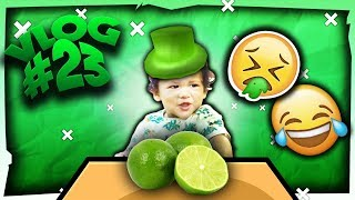 BABY'S FIRST LIME!! VLOG#23