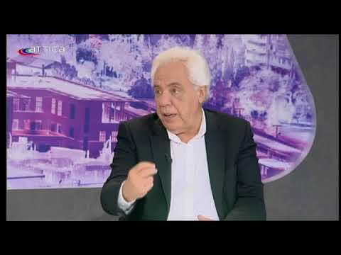 Ο δήμαρχος Κορυδαλλού Σταύρος Κασιμάτης στις Δημοσκοπήσεις του Atticatv