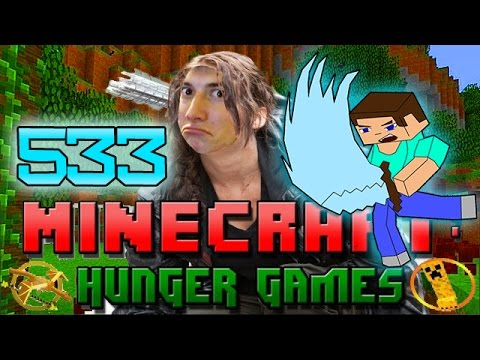 Minecraft: Hunger Games W/Mitch! Game 533 - BEST KILL SPREE EVER!