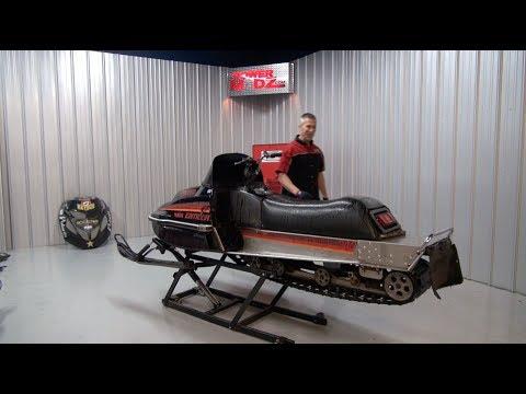 Episode #1 Yamaha Enticer 540 Mod sled tear down! PowerModz!
