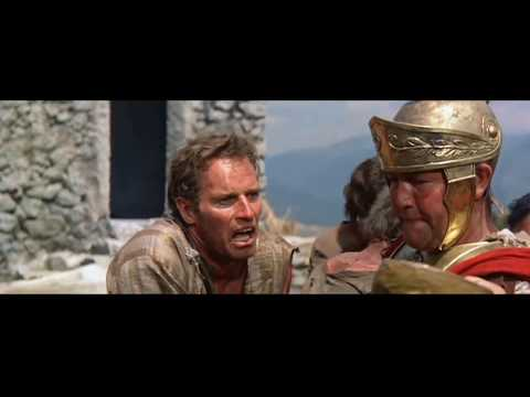 Jesus the Water of Life   Powerful Scene from Ben Hur