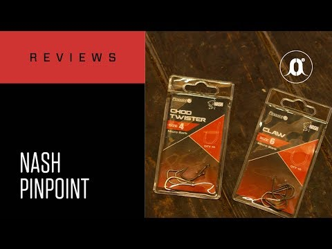 CARPologyTV - Nash Pinpoint Hooks Review