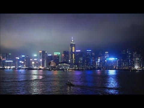 Kandidaten over Hongkong