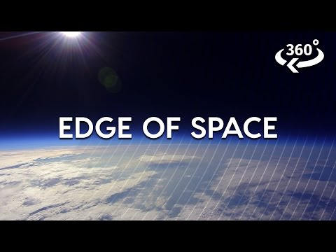 Thumbnail: Journey To The Edge Of Space (360 Video)