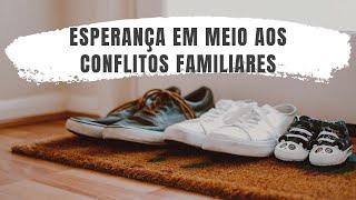 Esperança em meios aos conflitos familiares (Gênesis 29): Transmissão ao vivo, 24/05/2020