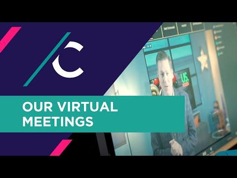 BCD M&E Virtual Meetings Capabilities