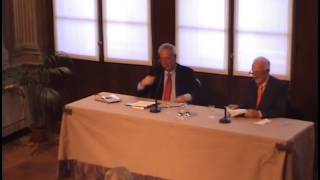 Arrigo Cipriani presenta
