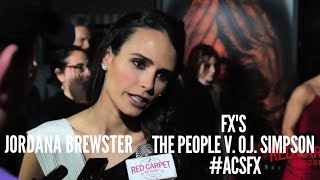 Cast Interviews at Premiere of FX's The People v. O.J. Simpson #ACSFX