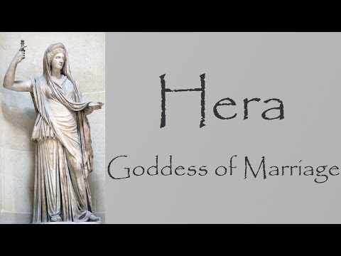 Greek Mythology: Story of Hera