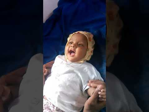 Cute Baby Singing A Song L Isha And Ira L Twins Youtube