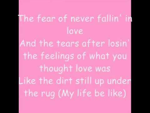 New!! Grits- My life be like with lyrics!!.mp4